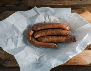Pasture Raised Pork Bratwurst Links