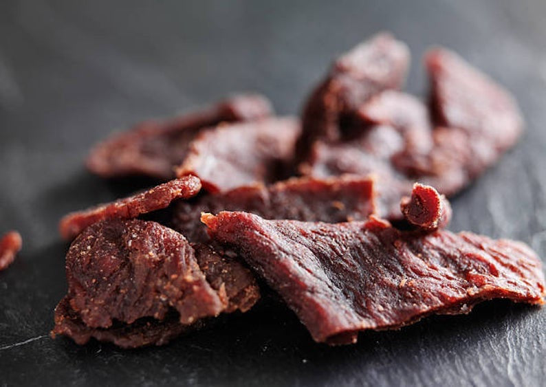 Viking Blood Beef Jerky