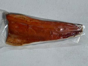 Barbecue Smoked Trout