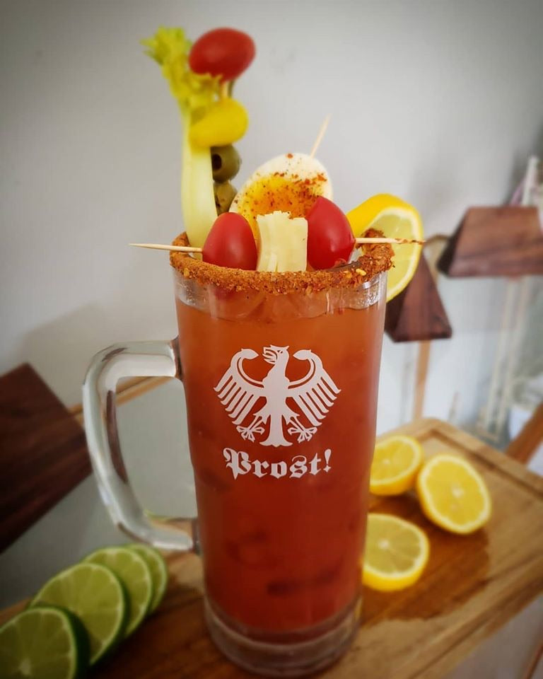 Spicy Bloody Mary Mix NON Alcoholic