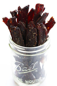 Beef Jerky - Peppered