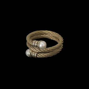Perla Rope Ring
