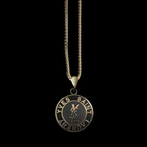 2386bc267ee YSL Necklace