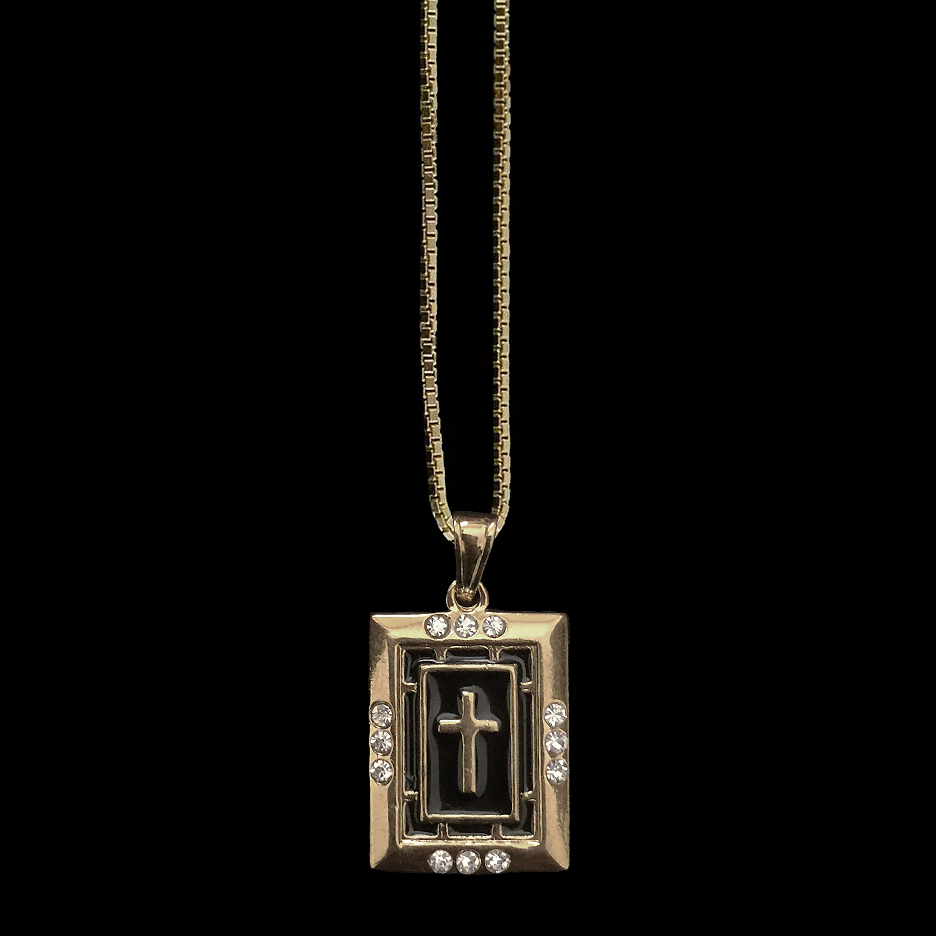 Art Deco Cross