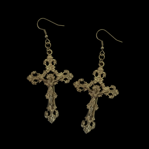 Ave Maria Earrings