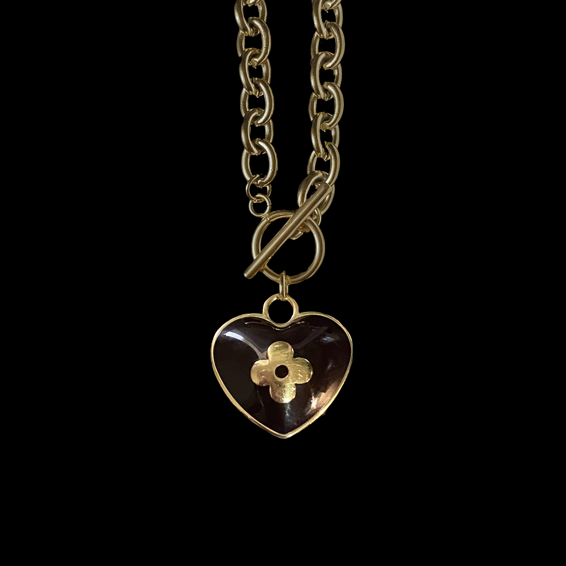 LV Love Chain - Flower