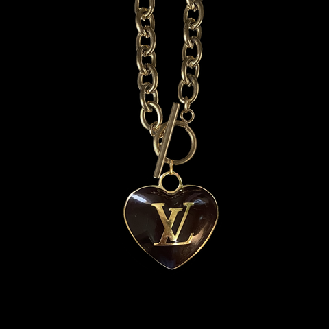 LV Love Chain - Logo