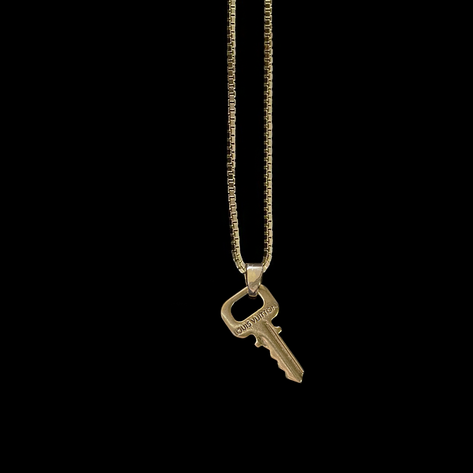 LV Key Necklace