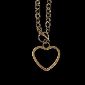LV Love Chain - Heart
