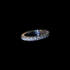 Icy Stacking Ring