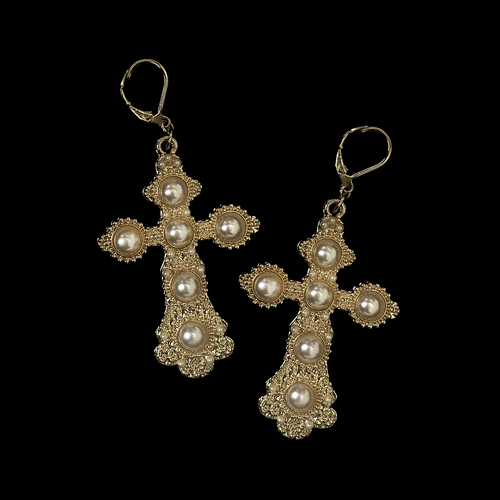 Saint Earrings