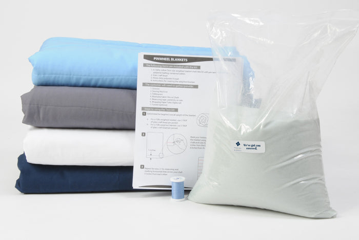 Twin Weighted Blanket Kit (40x72)