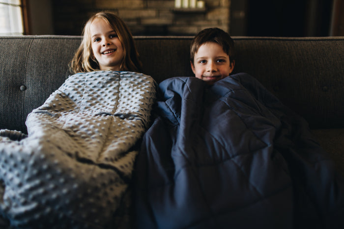 Medium Size Weighted Blankets