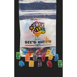 Bee's Knee's CBD Gummy Bears - 10 mg