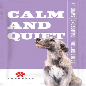 Hemp CBD Calm & Quiet Dog Food Topper | Therabis