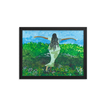 Load image into Gallery viewer, dreadlocked woman in field of flowers