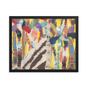What is Africa to Me? Framed Print