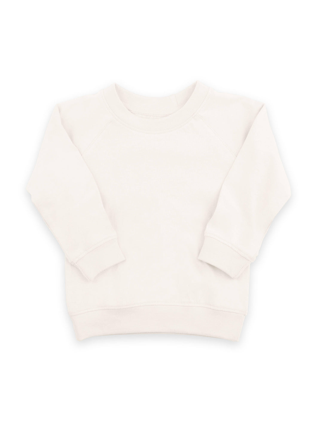 Portland Pullover - Natural - My Eco Tot