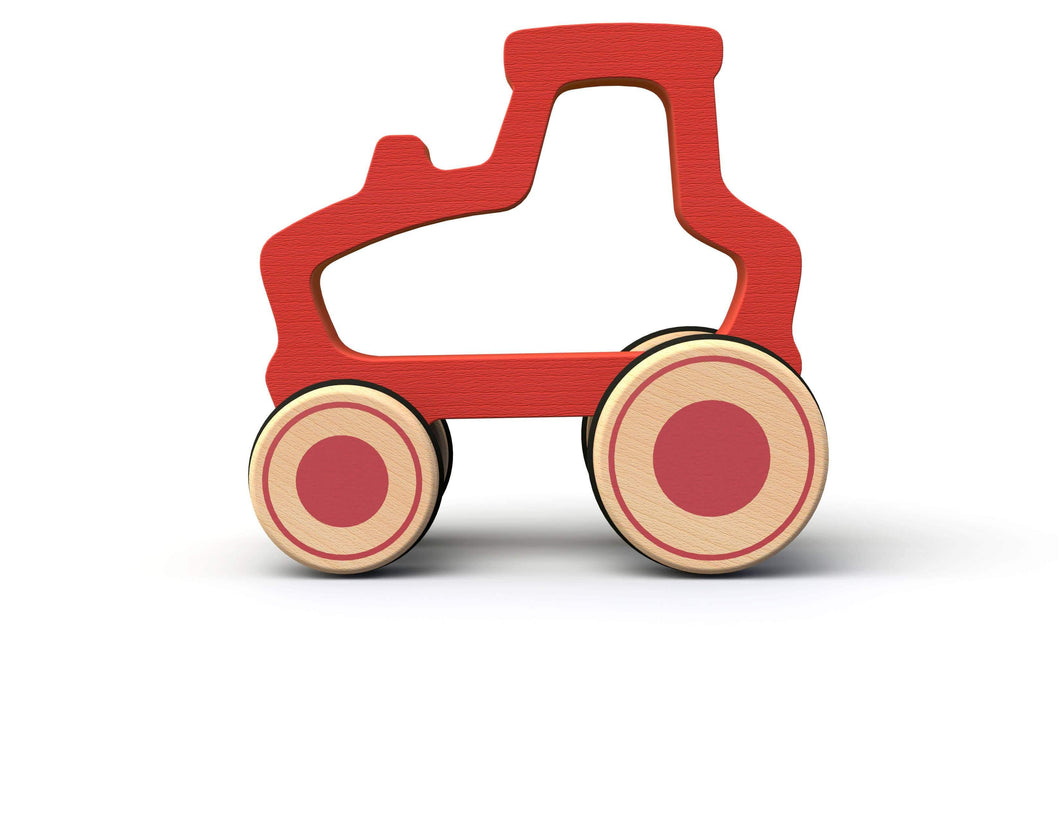 Push Around Tractor - My Eco Tot