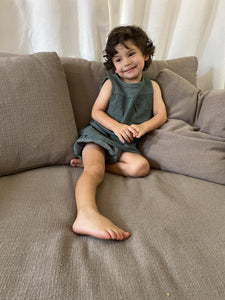 Molly Muslin Lounge Set - My Eco Tot