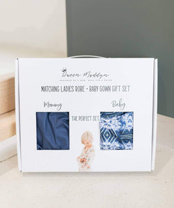 Asher Mommy and Baby Gift Box - My Eco Tot