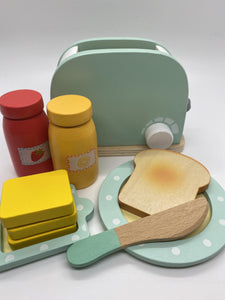 Kitchen Toaster - Open Ended Play - My Eco Tot