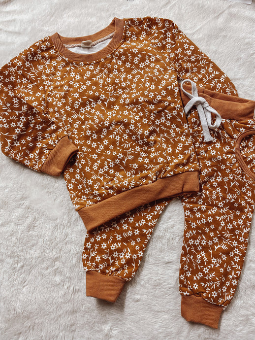 Finley Floral Lounge Set