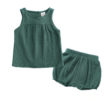 Load image into Gallery viewer, Molly Muslin Lounge Set - My Eco Tot