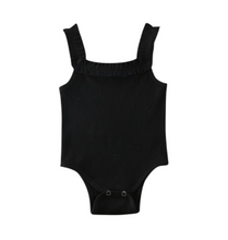 Load image into Gallery viewer, Rory Ruffle Bodysuit Tank - My Eco Tot