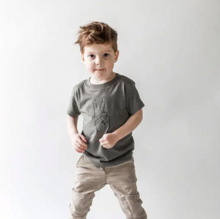 Load image into Gallery viewer, Peace Tee - Infant/Toddler/Kids - My Eco Tot