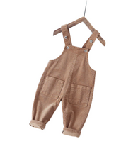 Load image into Gallery viewer, Calahan Corduroy Overalls - My Eco Tot
