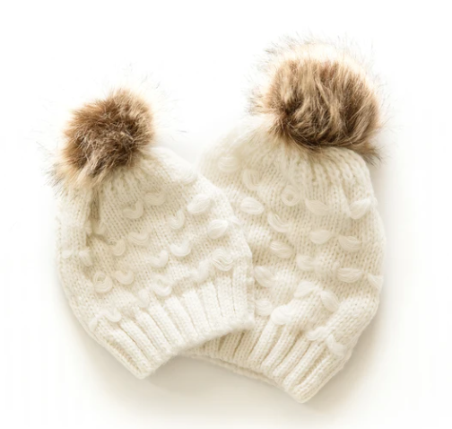 Mommy and Me Beanies - My Eco Tot