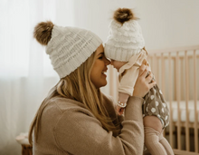 Load image into Gallery viewer, Mommy and Me Beanies - My Eco Tot