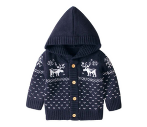 The Wylder Winter Cardigan - My Eco Tot