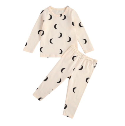 Mia Moon Loungewear Set - My Eco Tot