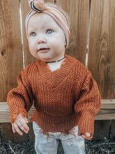 Load image into Gallery viewer, Mama + Me Matching Chunky Knits - My Eco Tot