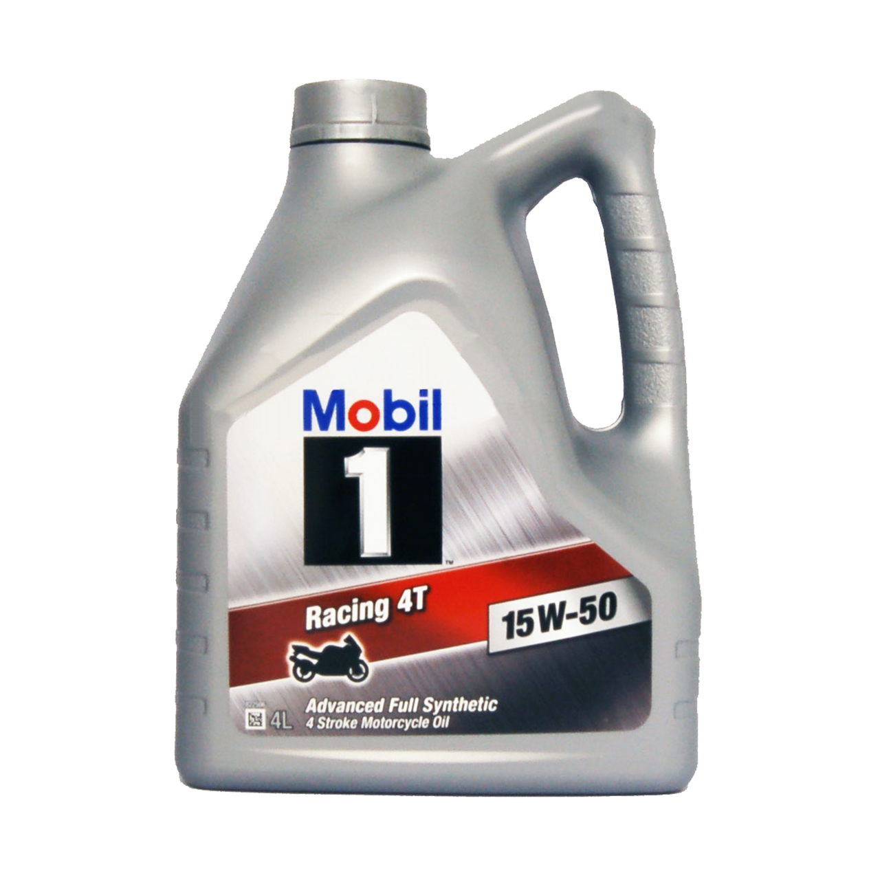 Mobil 1 Racing 4T 15w50 Engine Oil 4 Litre