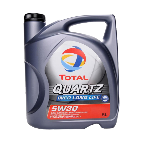 Total Quartz Ineo Longlife 5w30 Motor Oil 5 Litre