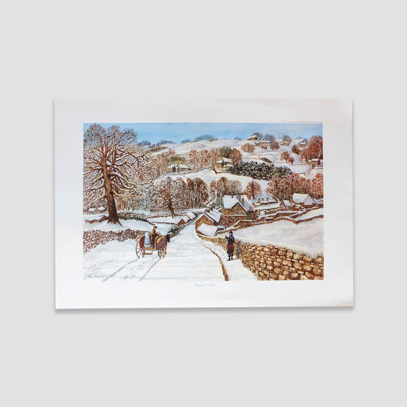 George Cunningham Art Print Mayfield Valley