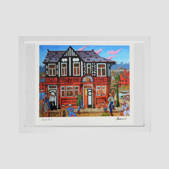 Ship Inn Signed Archive Artist Proof Art Print - Joe Scarborough Art