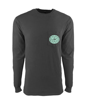 International Dyed Pocket Long Sleeve