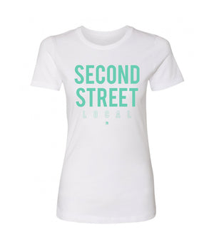 Second Street Local Women's Tee