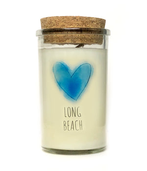 Locals Only Candle