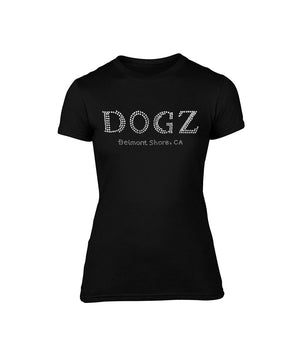 Load image into Gallery viewer, Dogz Bling Petite Tee