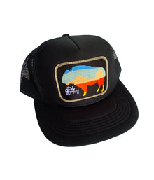 American Buffalo Trucker Hat
