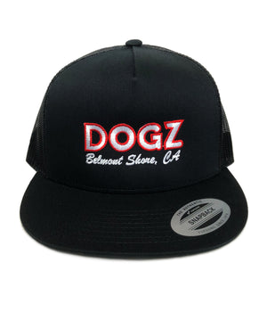 Load image into Gallery viewer, Dogz Snapback Trucker Hat