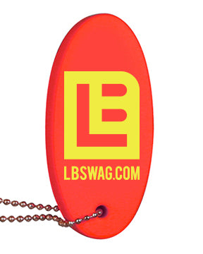 Load image into Gallery viewer, LB Swag Floating Key Chain