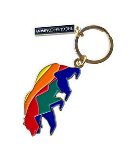 Sunrise Key Chain