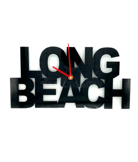 Long Beach Clock