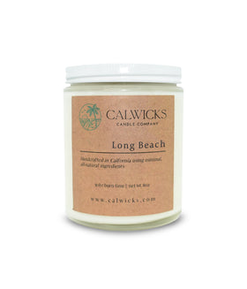 Long Beach Candle
